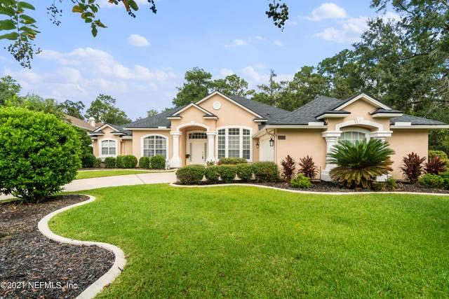 594 Oakmont Dr, Orange Park, FL 32073 (MLS #1132435) :: Olson & Taylor | RE/MAX Unlimited