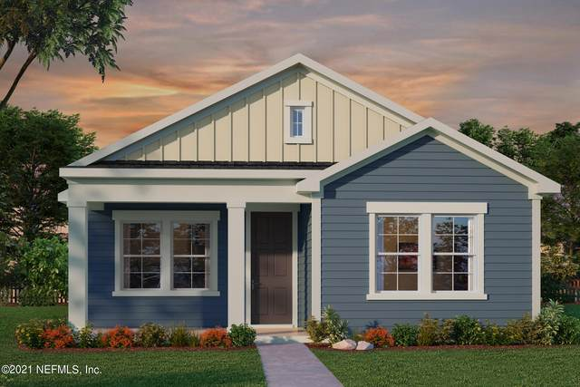 50 Alston Dr, St Augustine, FL 32092 (MLS #1132436) :: The Collective at Momentum Realty