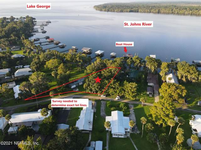198 Palm Dr, Georgetown, FL 32139 (MLS #1132461) :: CrossView Realty