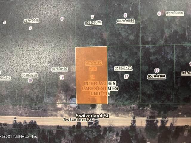 210 Switzerland St, Interlachen, FL 32148 (MLS #1132475) :: The Collective at Momentum Realty