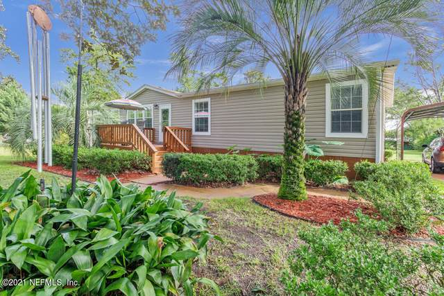 524 Dennis Ave, Orange Park, FL 32065 (MLS #1132485) :: EXIT 1 Stop Realty