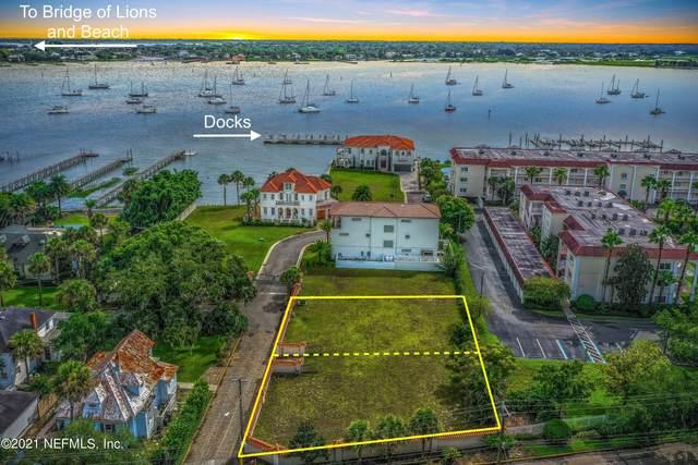 1 South St, St Augustine, FL 32084 (MLS #1132488) :: The Cotton Team 904
