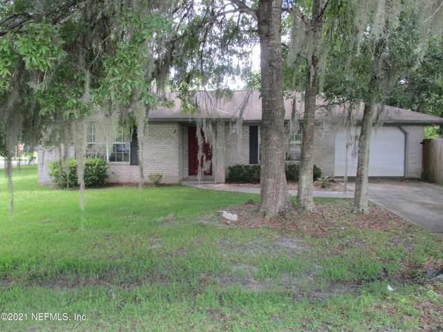 124 E Andrews St, Starke, FL 32091 (MLS #1132514) :: The Hanley Home Team