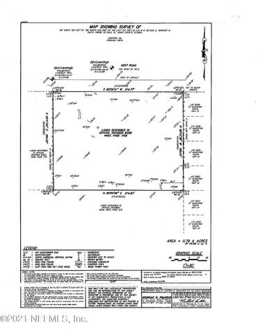 165 Kent Rd, St Augustine, FL 32086 (MLS #1132552) :: CrossView Realty