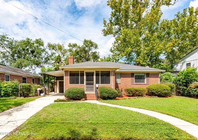 4229 Genoa Ave, Jacksonville, FL 32210 (MLS #1132570) :: The Collective at Momentum Realty