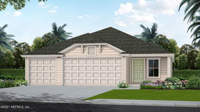 258 Jarama Cir, St Augustine, FL 32084 (MLS #1132598) :: CrossView Realty