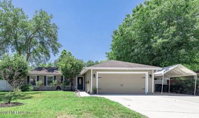 3720 Indian Princess Rd, Jacksonville, FL 32257 (MLS #1132606) :: CrossView Realty