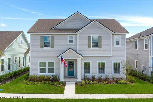 21 Topiary Ave, St Augustine, FL 32092 (MLS #1132653) :: EXIT Real Estate Gallery
