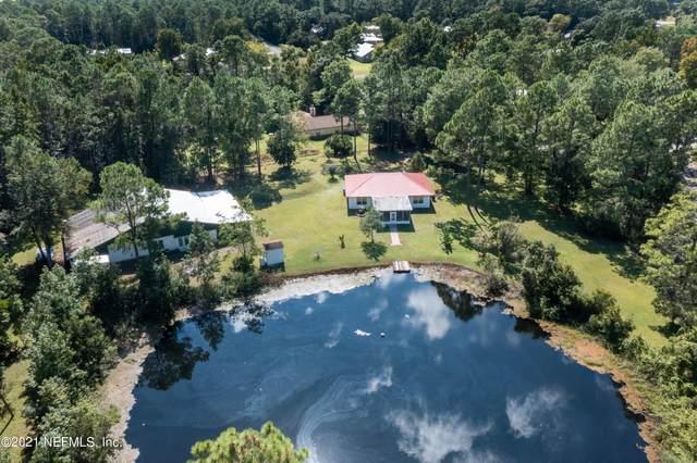 2515 Deerwood Acres Dr, St Augustine, FL 32084 (MLS #1132665) :: The Every Corner Team