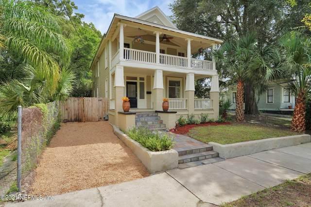 1425 Boulevard St, Jacksonville, FL 32206 (MLS #1132698) :: Berkshire Hathaway HomeServices Chaplin Williams Realty