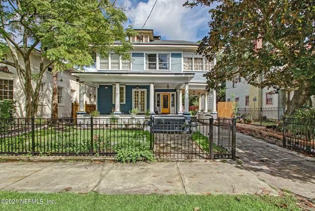 2229 Riverside Ave, Jacksonville, FL 32204 (MLS #1132701) :: Berkshire Hathaway HomeServices Chaplin Williams Realty