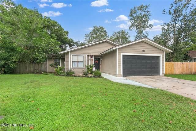 8169 Morristown Trl, Jacksonville, FL 32244 (MLS #1132744) :: Park Avenue Realty
