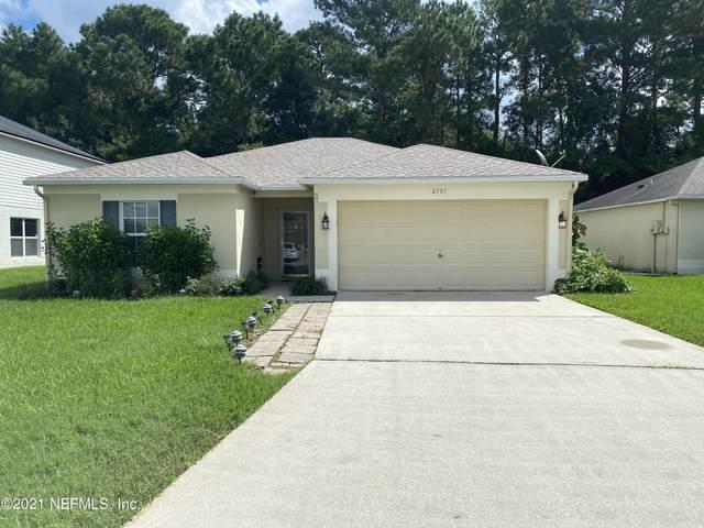 2757 Lantana Lakes Dr E, Jacksonville, FL 32246 (MLS #1132758) :: The Huffaker Group