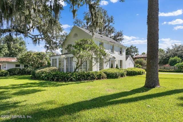 1011 Alhambra Dr S, Jacksonville, FL 32207 (MLS #1132801) :: The DJ & Lindsey Team