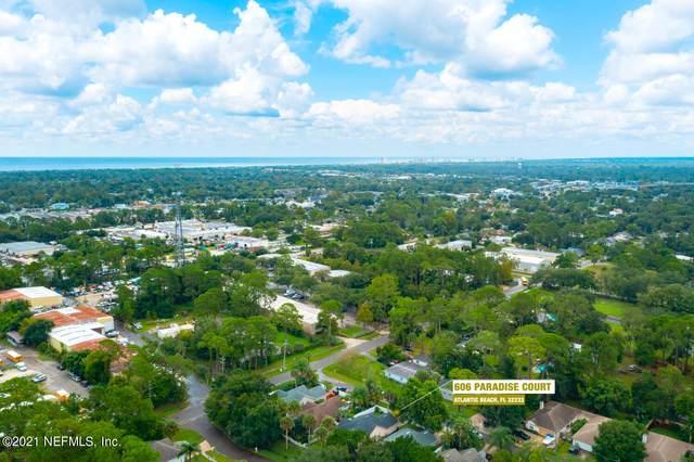 606 Paradise Ct, Atlantic Beach, FL 32233 (MLS #1132803) :: MavRealty