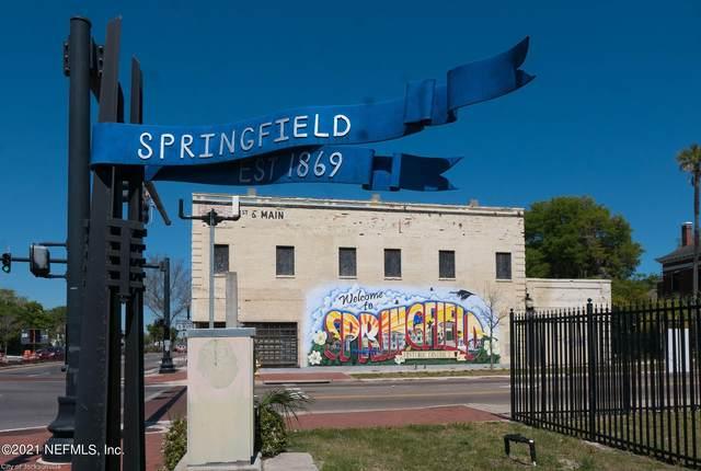 1240 Ionia St, Jacksonville, FL 32206 (MLS #1132807) :: Berkshire Hathaway HomeServices Chaplin Williams Realty