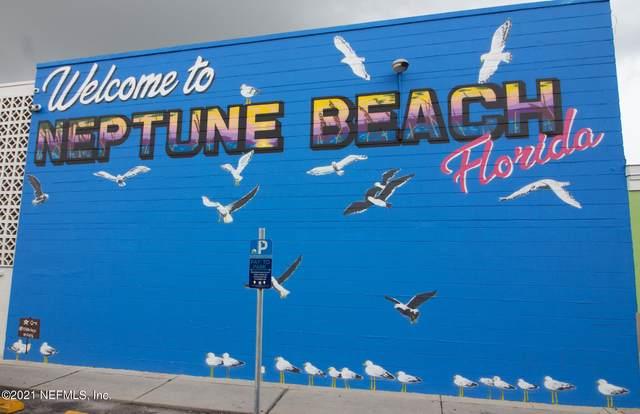569 Bay St, Neptune Beach, FL 32266 (MLS #1132856) :: The Huffaker Group