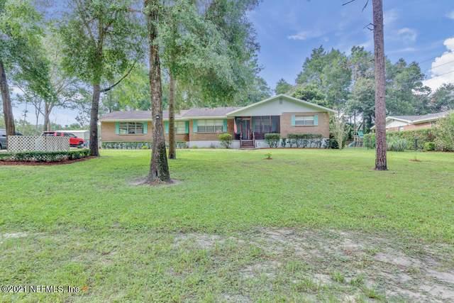 886 SE 51ST St, Keystone Heights, FL 32656 (MLS #1132859) :: The Hanley Home Team