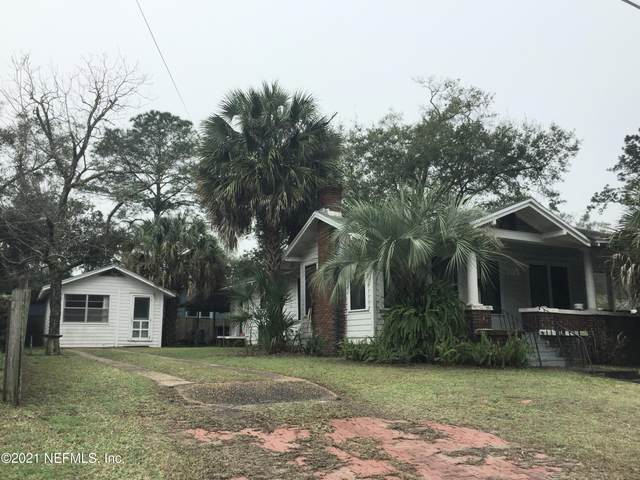 1602 Pinegrove Ave, Jacksonville, FL 32205 (MLS #1132864) :: Berkshire Hathaway HomeServices Chaplin Williams Realty