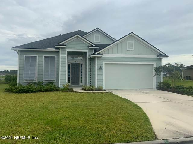 342 Whistling Run, St Augustine, FL 32092 (MLS #1132886) :: EXIT Inspired Real Estate