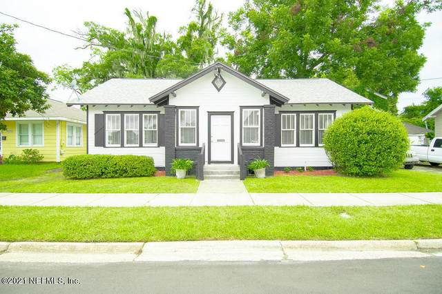 4315 Post St, Jacksonville, FL 32205 (MLS #1132887) :: The Collective at Momentum Realty