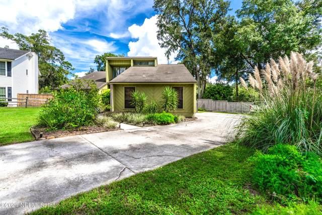 3034 Forest Oaks Dr, Orange Park, FL 32073 (MLS #1132892) :: EXIT Inspired Real Estate
