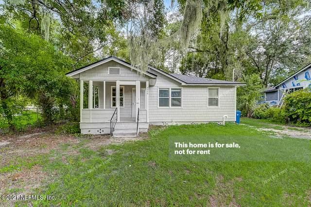 8063 Paul Jones Dr, Jacksonville, FL 32208 (MLS #1132895) :: Berkshire Hathaway HomeServices Chaplin Williams Realty
