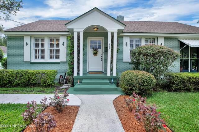 930 Murray Dr, Jacksonville, FL 32205 (MLS #1132929) :: EXIT Real Estate Gallery
