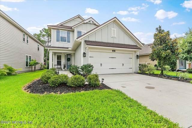 601 Stone Ridge Dr, Ponte Vedra, FL 32081 (MLS #1132932) :: EXIT Real Estate Gallery