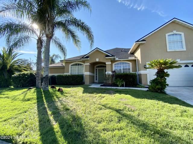 8637 Derry Dr, Jacksonville, FL 32244 (MLS #1132937) :: Ponte Vedra Club Realty