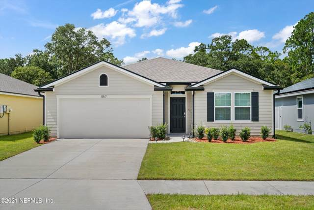 867 Cameron Oaks Pl, Middleburg, FL 32068 (MLS #1132962) :: The Perfect Place Team
