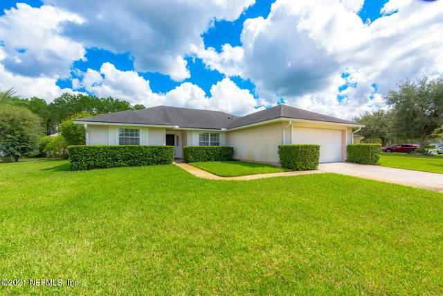 389 Whisper Ridge Dr, St Augustine, FL 32092 (MLS #1133012) :: EXIT 1 Stop Realty