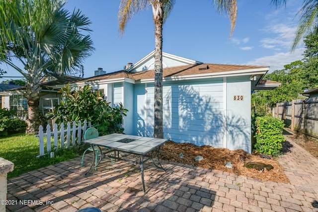 830 Hibiscus St, Atlantic Beach, FL 32233 (MLS #1133016) :: The Cotton Team 904