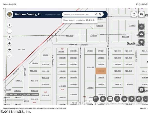 625 Neisman Ave, Interlachen, FL 32148 (MLS #1133023) :: EXIT 1 Stop Realty
