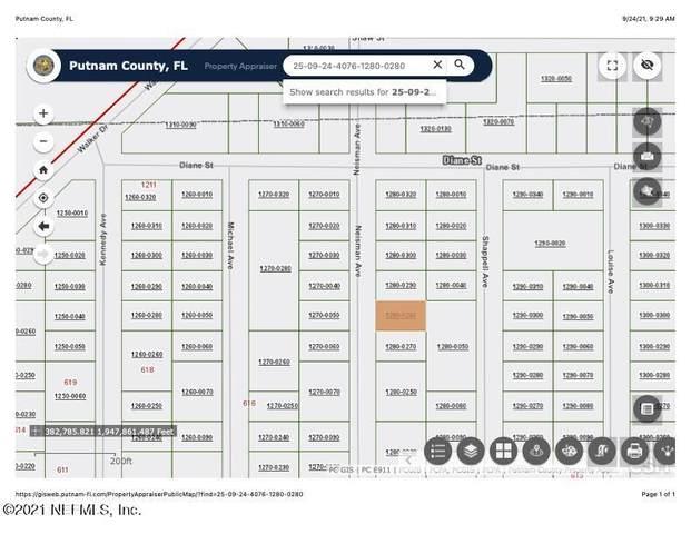 622 Neisman Ave, Interlachen, FL 32148 (MLS #1133027) :: EXIT 1 Stop Realty