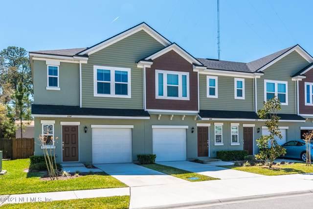 224 Moultrie Village Ln, St Augustine, FL 32086 (MLS #1133035) :: The Volen Group, Keller Williams Luxury International