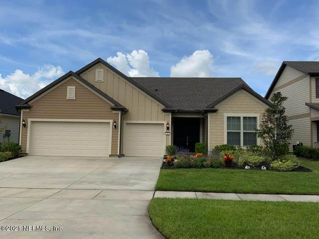 51 Catesby Ln, St Augustine, FL 32095 (MLS #1133037) :: The Collective at Momentum Realty