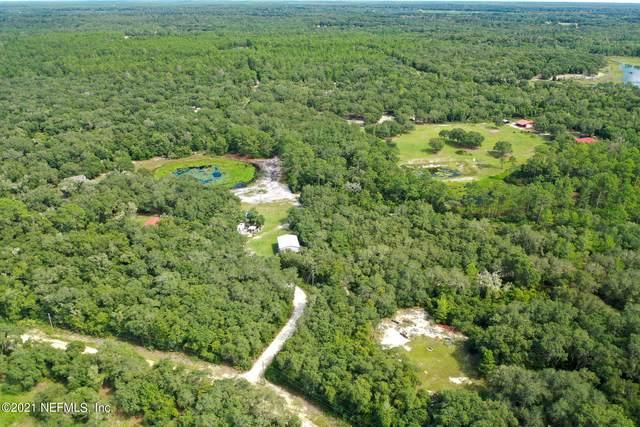 7777 Bundy Lake Rd, Keystone Heights, FL 32656 (MLS #1133055) :: EXIT Real Estate Gallery