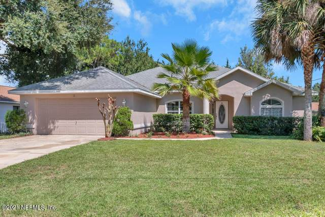 8 Bill Pl, Palm Coast, FL 32137 (MLS #1133057) :: The Collective at Momentum Realty