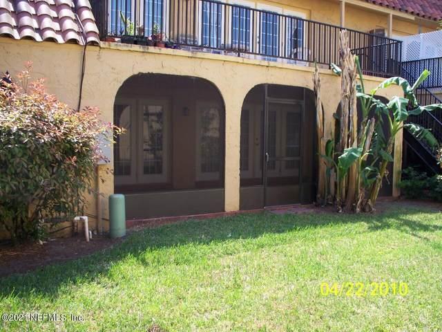 6551 La Mirada Dr W #3, Jacksonville, FL 32217 (MLS #1133058) :: Berkshire Hathaway HomeServices Chaplin Williams Realty