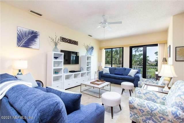 62 Tifton Way N #62, Ponte Vedra Beach, FL 32082 (MLS #1133091) :: MavRealty