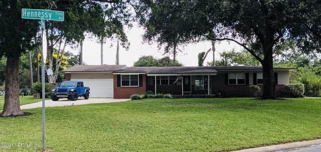7323 Pineville Dr, Jacksonville, FL 32244 (MLS #1133119) :: Crest Realty