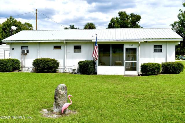 102 Lake Dr, Crescent City, FL 32112 (MLS #1133142) :: EXIT Real Estate Gallery