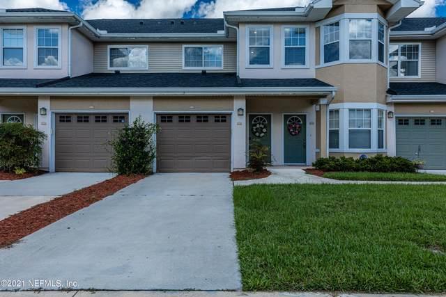 3750 Silver Bluff Blvd #805, Orange Park, FL 32065 (MLS #1133146) :: The Hanley Home Team