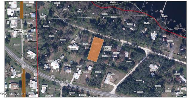 329 Riviera Dr, Crescent City, FL 32112 (MLS #1133158) :: EXIT Real Estate Gallery