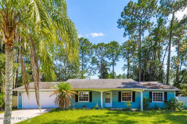 106 Brunswick Ln, Palm Coast, FL 32137 (MLS #1133198) :: The Collective at Momentum Realty