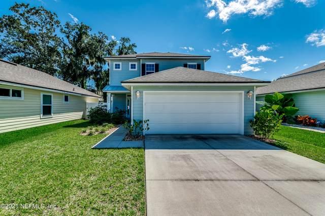 2294 Sandy Bay Ln, Jacksonville, FL 32233 (MLS #1133206) :: The Huffaker Group