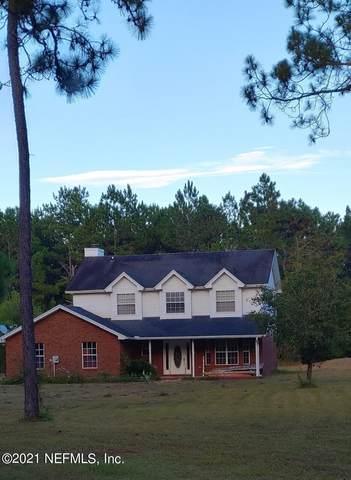 17195 Cornerstone Rd, Hilliard, FL 32046 (MLS #1133208) :: The Perfect Place Team