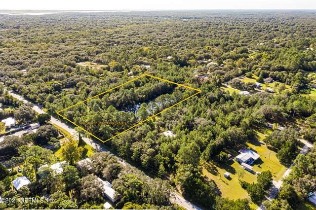 931 Poinsettia Rd, St Augustine, FL 32086 (MLS #1133221) :: 97Park