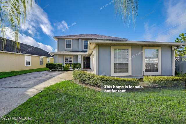 857 Crystal Spring Way, St Augustine, FL 32092 (MLS #1133245) :: Berkshire Hathaway HomeServices Chaplin Williams Realty